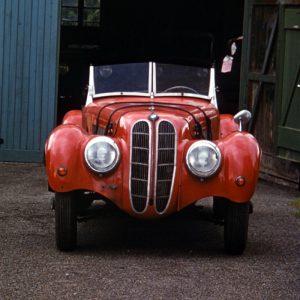 BMW 328 Rot